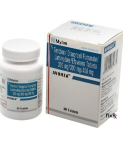 Buy generic Viread + Epivir + Sustiva (Efavirenz + Lamivudine + Tenofovir Disoproxil Fumarate) 'Avonza' at an affordable cost. It's produced by Mylan Pharmaceuticals® of the USA, an FDA approved manufacturer. 'Avonza' holds quality assurance certification.
