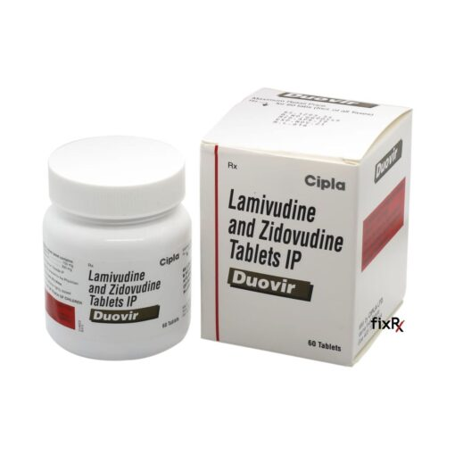 Buy generic Combivir (Lamivudine/Zidovudine) 'Duovir' at an affordable cost. It's produced by Cipla Inc® of India, an FDA approved manufacturer. 'Duovir' holds quality assurance certification.