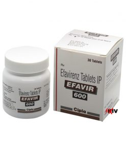 Buy Efavir Sustiva Generic Efavirenz HIV Cipla