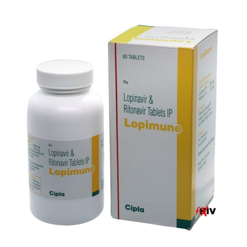 Buy generic Kaletra (Lopinavir / Ritonavir) for the lowest price. Lopimune is produced under license in India by Cipla Inc. It's indicated for the treatment of HIV and off-label for the treatment of Coronavirus (COVID-19).