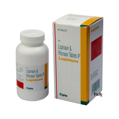 Buy generic Kaletra (Lopinavir/Ritonavir) 'Lopimune' at an affordable cost. It's produced by Cipla Inc® of India, an FDA approved manufacturer. 'Lopimune' is certified by the World Health Organization to meet unified standards of quality, safety and efficacy.