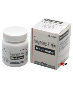 Buy Nevimune generic Viramune Nevirapine HIV Cipla