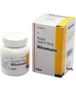 Buy generic Norvir (Ritonavir) 'Ritomune' at an affordable cost. It's produced by Cipla Inc® of India, an FDA approved manufacturer. 'Ritomune' holds quality assurance certification.