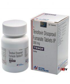 Buy Viread Generic Tenof Tenofovir Disoproxil Fumarate HBV HIV Hetero