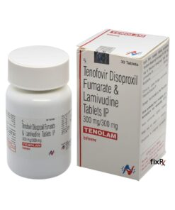 Buy generic Viread + Epivir (Tenofovir Disoproxil Fumarate + Lamivudine) 'Tenolam' at an affordable cost. It's produced by Hetero Drugs Ltd® of the USA, an FDA approved manufacturer. 'Tenolam' holds quality assurance certification.