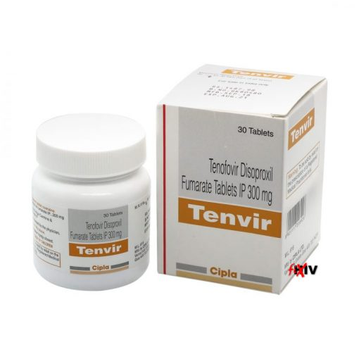 Buy generic Viread (Tenofovir Disoproxil Fumarate) online for the lowest price. Tenvir is a quality assured generic produced in India by Cipla Inc, an FDA approved manufacturer.