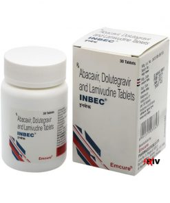 Buy generic Triumeq online (Abacavir Sulphate / Lamivudine / Dolutegravir ) for the lowest price. Inbec is a quality assured Triumeq generic produced in India by Emcure Pharmaceuticals, an FDA approved manufacturer.