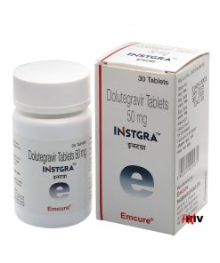 Buy Instgra (Dolutegravir) for the lowest price. Instgra is a Tivicay generic produced under license in India.