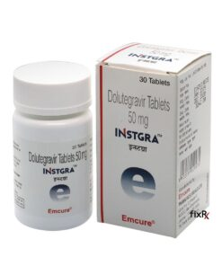 Buy generic Tivicay (Dolutegravir) 'Instgra' at an affordable cost. It's produced by Emcure Pharmaceuticals Ltd® of India, an FDA approved manufacturer. 'Instgra' holds quality assurance certification.