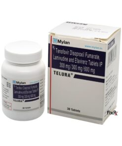 Buy generic Viread + Epivir + Sustiva (Efavirenz + Lamivudine + Tenofovir Disoproxil Fumarate) 'Telura' at an affordable cost. It's produced by Mylan Pharmaceuticals® of the USA, an FDA approved manufacturer. 'Telura' holds quality assurance certification.
