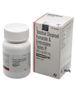 Buy Tenof-EM (Tenofovir Disoproxil Fumarate / Emtricitabine ) for the best price. It's a quality assured Truvada generic produced by Hetero Drugs Ltd of India, an FDA approved manufacturer.