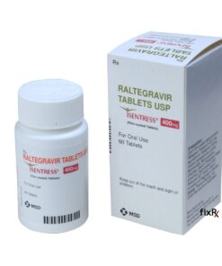 Buy Isentress (Raltegravir) at an affordable cost. It's an authentic medicine sourced from authorized distributors in international markets where drugs cost less. Isentress is a brand-name medicine (not a generic) produced by Merck Inc® of the USA.