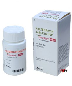 Buy Isentress (Raltegravir) for the lowest price. Isentress® is authentic branded medication produced by Merck Inc. of the USA.
