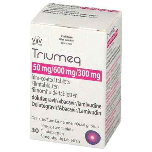 Buy Triumeq (Abacavir / Lamivudine / Dolutegravir) at an affordable cost. It's an authentic medicine sourced from authorized distributors in countries where drug costs are low. Triumeq® is produced by ViiV Healthcare Ltd®