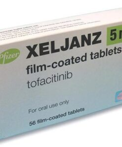 Buy Xeljanz 5 MG (Tofacitinib) at an affordable cost. It's an authentic medicine sourced from authorized distributors in countries where drug costs are low. Xeljanz® is produced by Pfizer Inc®